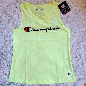 Champion Girls Tank NEON 90's Y2K